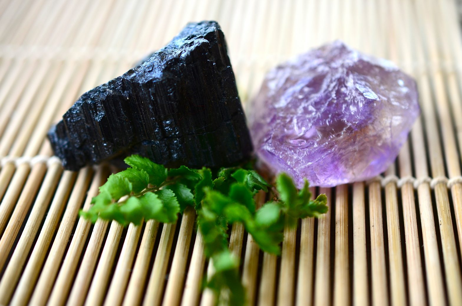 Crystals For Highly Sensitive People