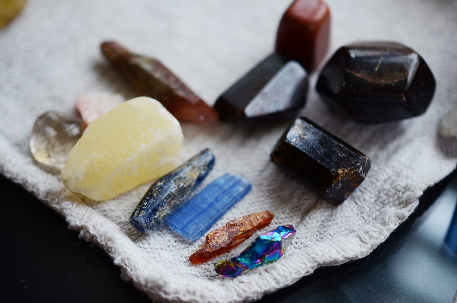 Clearing And Protection For Empaths With Crystals