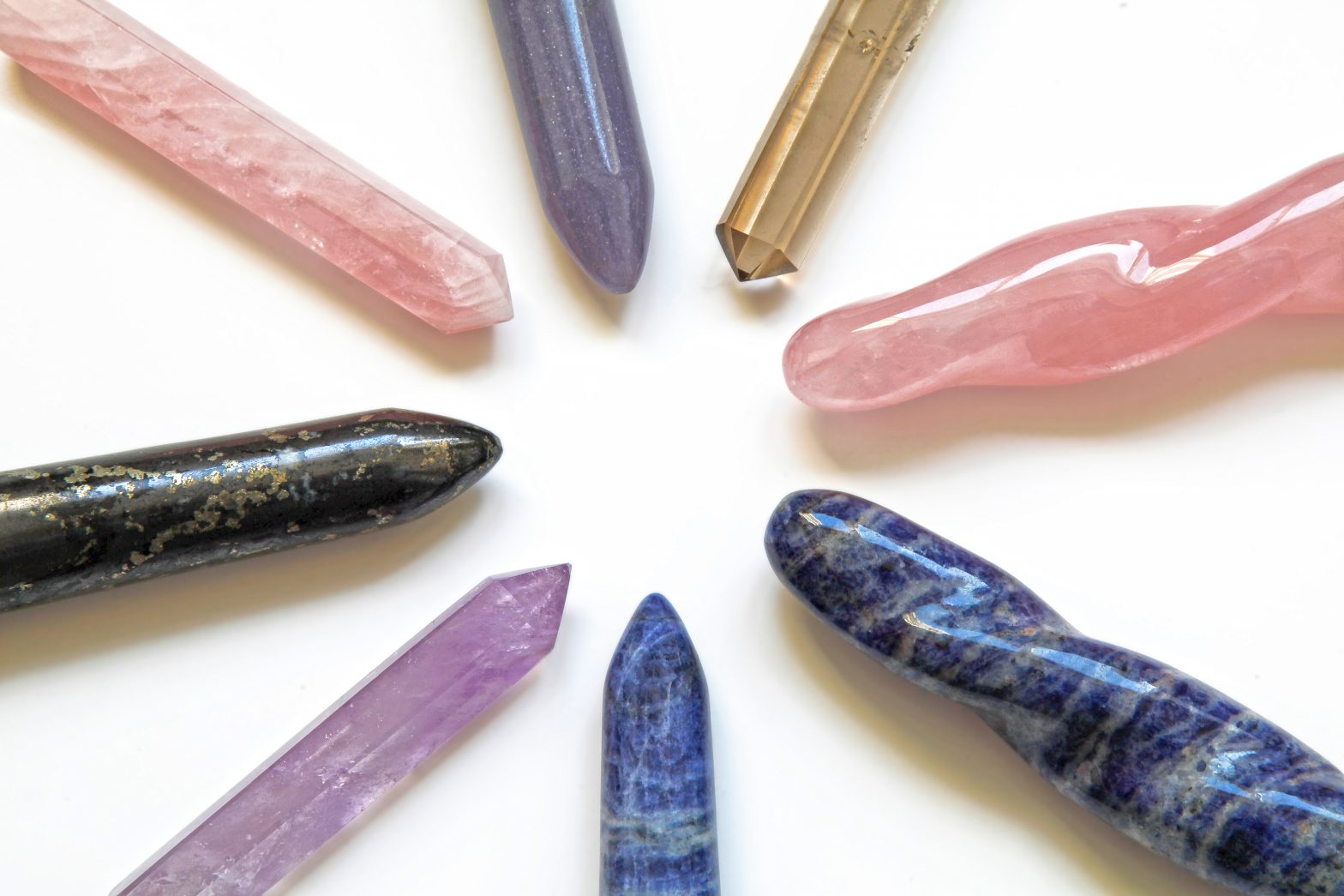 How to Use Crystal and Gemstone Wands