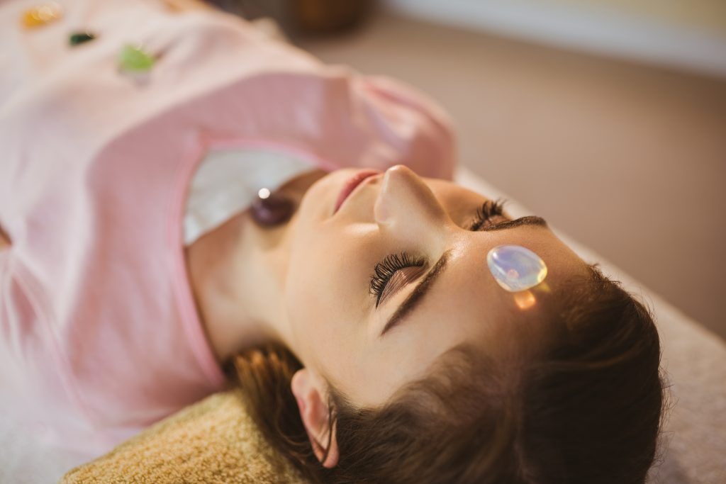 Healing Crystals for Sinus Congestion