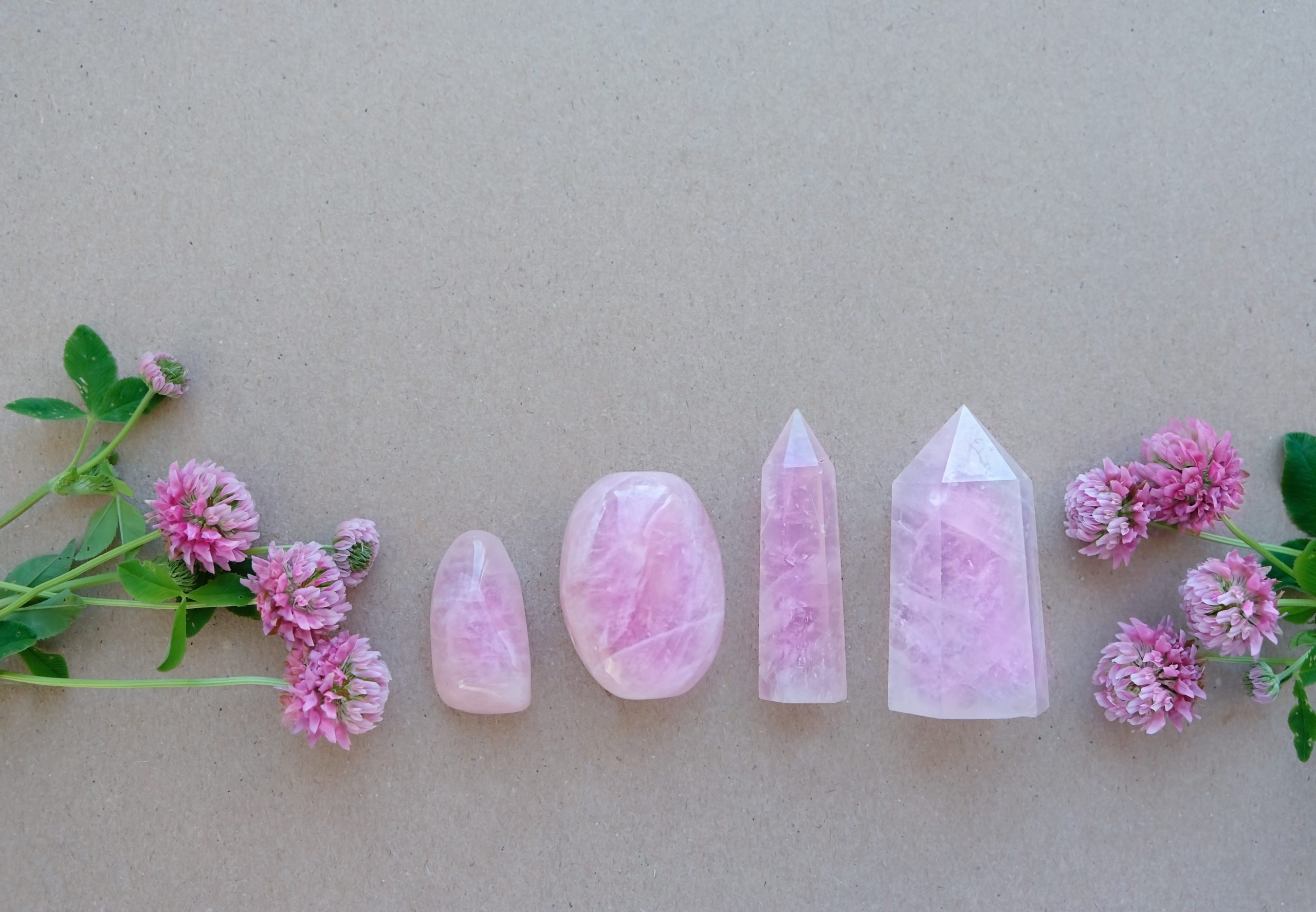 Crystals For Love And Healing