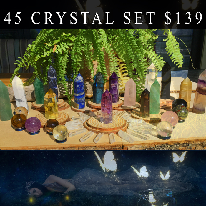 Which Crystals to Put in Your Crystal Grid