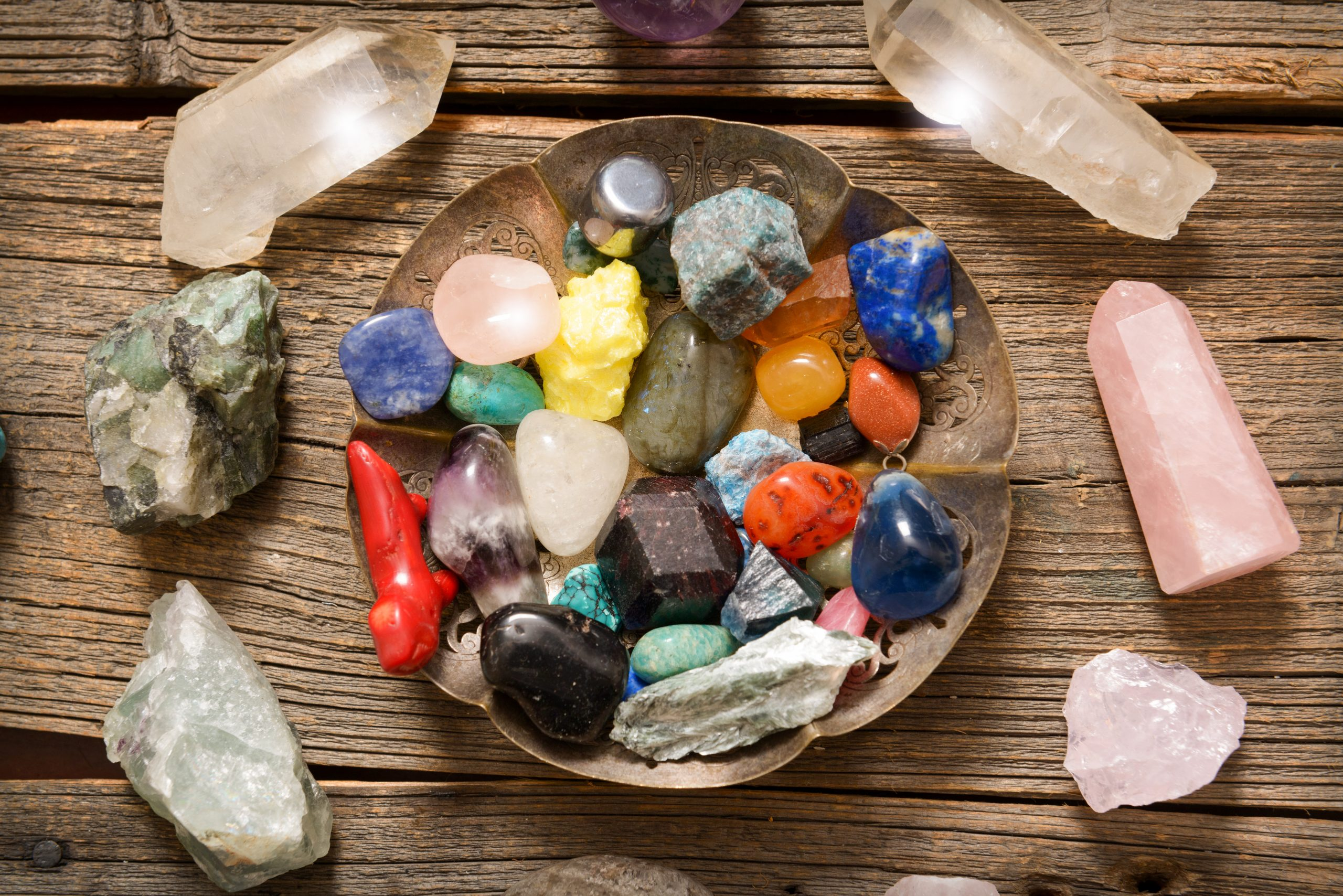 Which Crystals Cannot be Cleansed in Water?